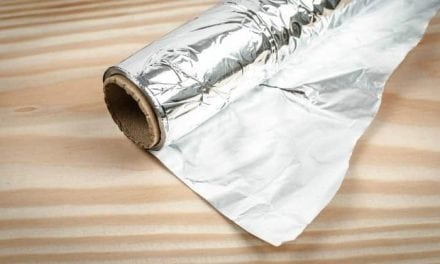 11 Uncommon Uses For Aluminum Foil