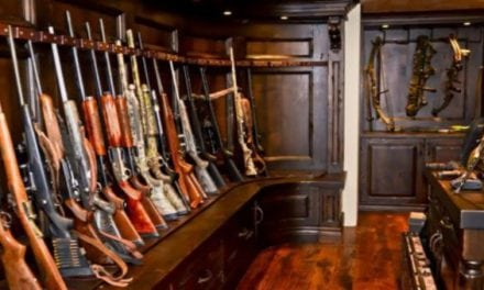 20 Gun Rooms That Can Make a Grown Man Cry
