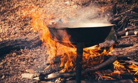 20 Quick, Easy and Savory Campfire Recipes