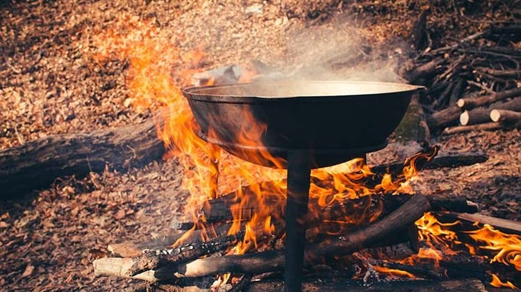 20 campfire recipes