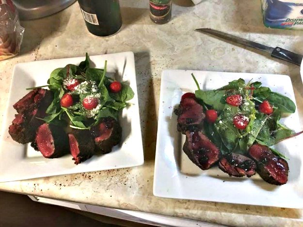 venison1 5 Mouth Watering Venison Meat Recipes To Die For