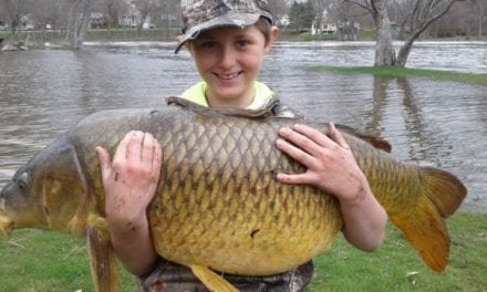 An 11-Year-Old Now Owns the Carp State Record in Vermont