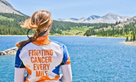 Cyclists Ride 4,000 Miles and 70 Days from Texas to Alaska to Fight Cancer