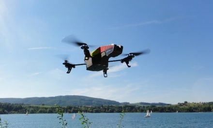 Drone Helps Rescue Stranded Fishermen