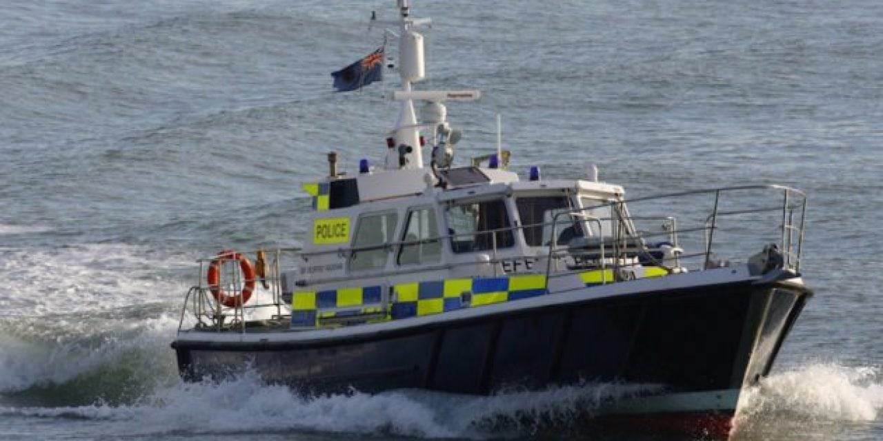 Ministry of Defence Says a Lost Submachine Gun 'Fell Overboard'
