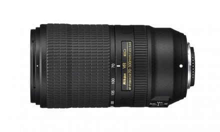 Nikon Announces Updated 70-300mm
