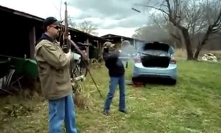 SUNDAY GUNDAY: This Epic Rifle Kaboom Will Make You Question Everything