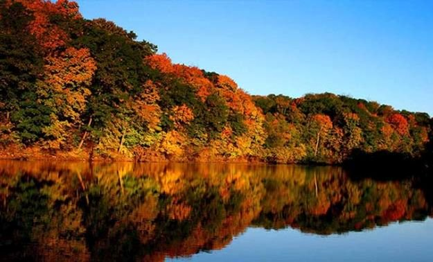 Camping in Iowa   Ultimate List of Campgrounds Around US   Survival Life Camping Spots List