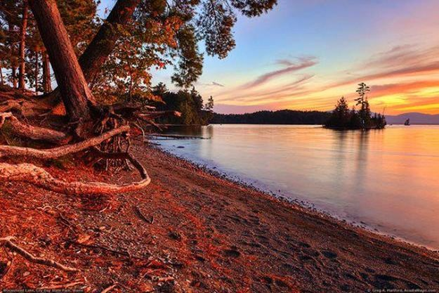Camping in Maine   Ultimate List of Campgrounds Around US   Survival Life Camping Spots List