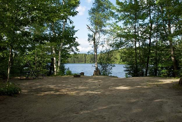 Camping in Vermont   Ultimate List of Campgrounds Around US   Survival Life Camping Spots List