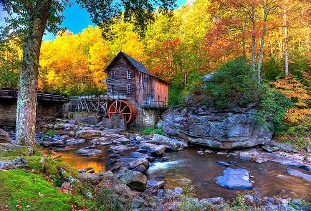 West Virginia Campgrounds In The Fall   Best Campsites Across The U.S.