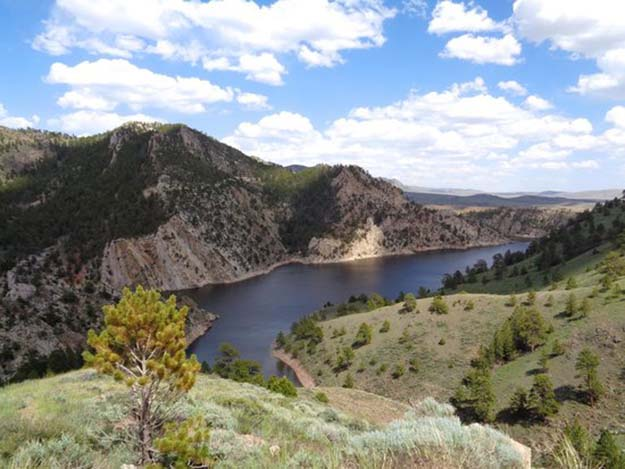 Seminoe State Park, Explore Wyoming   Best Campgrounds In The U.S.