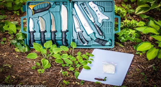 We Review the Super-Handy Outdoor Edge Game Processor Kit