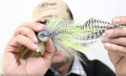 Wise Advice From a Master Fly Tyer, Blake Chocklett