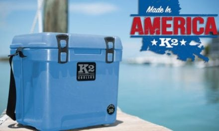 You Need to Check Out the New K2 Cool Blue Summit Series Coolers