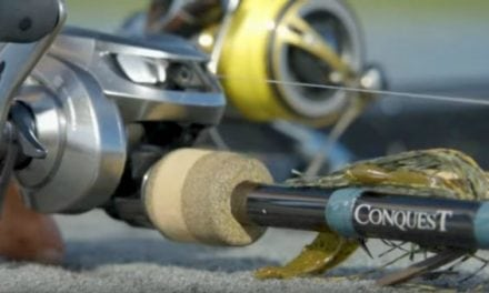 You'll be Blown Away by the New G. Loomis Conquest Rod