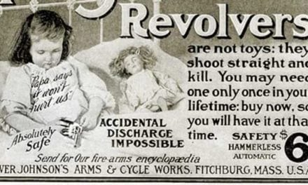 10 Controversial Vintage Gun Ads That Would Definitely Be Banned in 2017