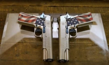 "Cabot Guns Addresses Trump: ""P320 is Not Drop Safe, We'll Produce a 100% Made in America Pistol"""