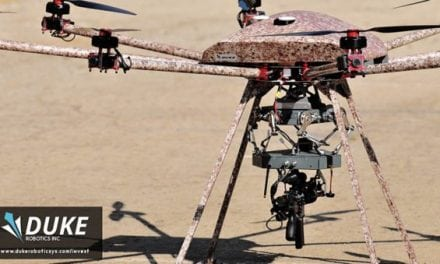 Could These Gun Wielding Drones Be Next-Gen Defense for Our Troops?