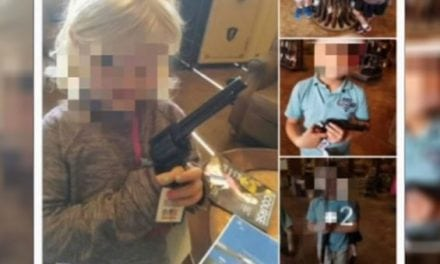 Georgia School Coming Under Fire for Field Trip to Gun Range