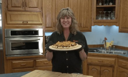Here's a Great Recipe for Ground Venison: Venison Taco Pizza