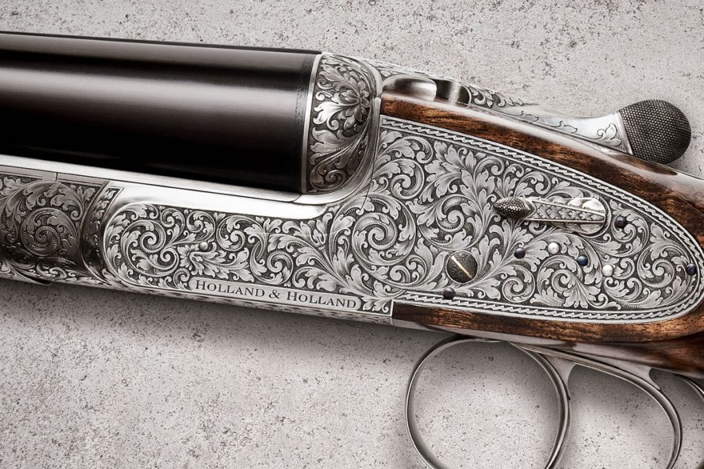 Ten Best Bespoke Shotguns