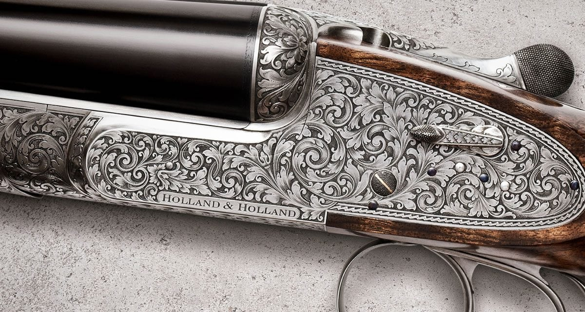 Holland And Holland >> The Ten Finest Bespoke Shotguns Part One Outdoor
