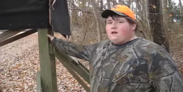 how big boys hunt