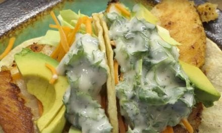 How to Make Sea Bass Tacos