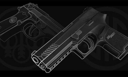 INFOGRAPHIC: Here's Why the U.S. Army Picked the Sig Sauer P320 Over the Beretta M9