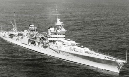 Legendary Battleship USS Indianapolis Finally Found, 72 Years After Being Lost
