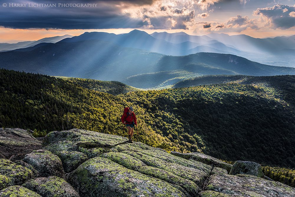 "Today's Photo Of The Day is ""Mountain Majesty"" by Harry Lichtman. Location: White Mountain National Forest, New Hampshire."