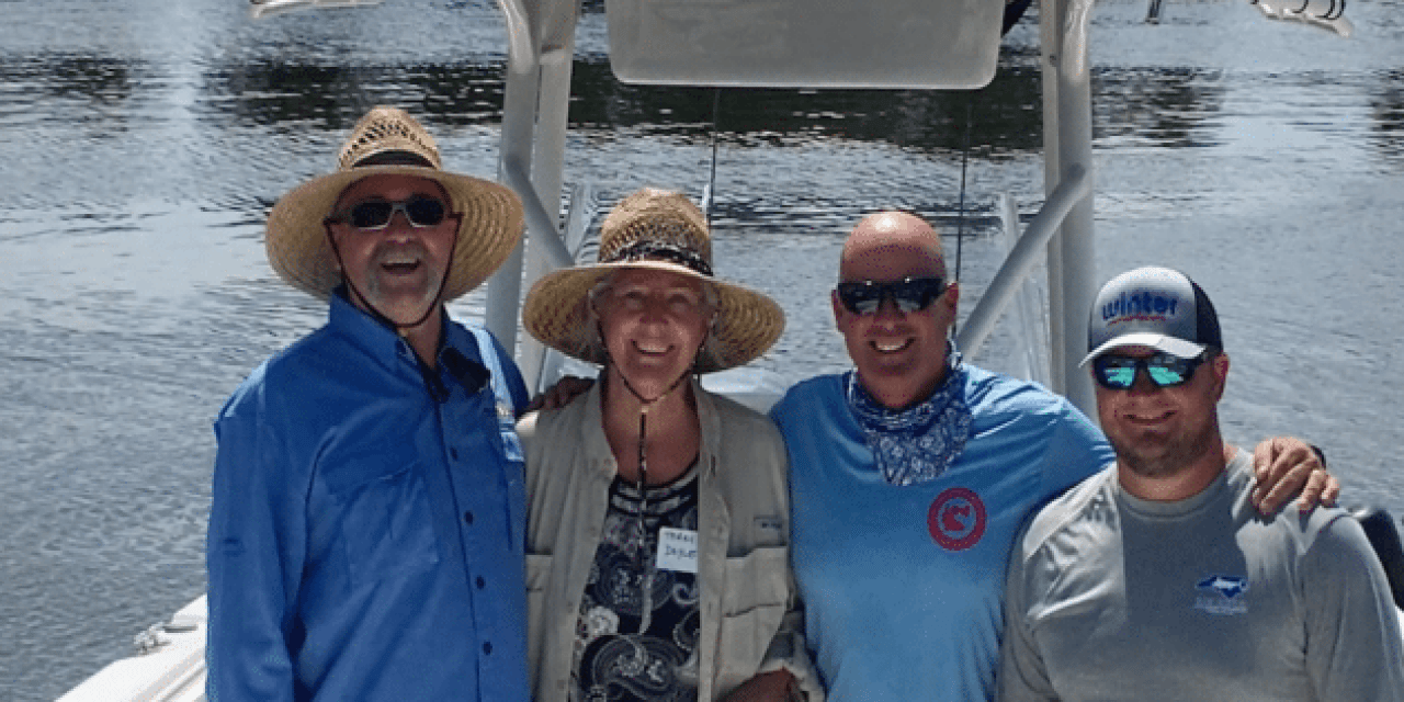 Project Healing Waters Celebrates 'Stars and Stripers' with Maryland Saltwater Event