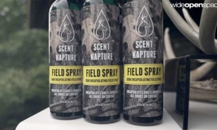 Scent Kapture Shows Us How They're Helping Hunters 'Get Closer'