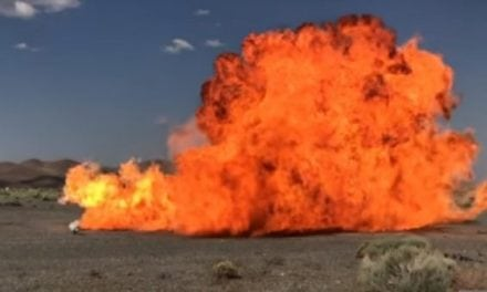 Shooting Propane Tanks with a .50 BMG? This Guy Actually Tried This Bad Idea