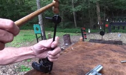 Squib Loads? Hickok45 Shows Us The Danger Of Them