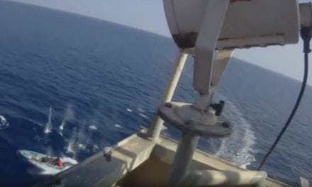 These Somali Pirates Attacked the Wrong Ship