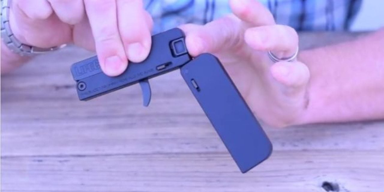VIDEO: Here's a Closer Look at the LifeCard .22LR That Has the Internet Buzzing