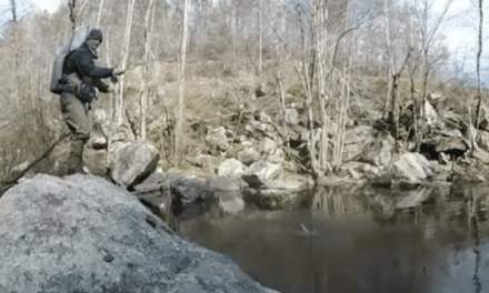 VIDEO: This Guy's Got Some Work to Do Before He Gets His Own Fishing Show
