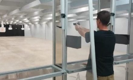 VIDEO: This Indoor Gun Range is Truly State of the Art