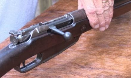 Watch: Hickok 45 Gives a Demonstration and History of the Gewehr 88 Commission Rifle