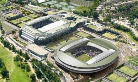 Wimbledon Secures Loan For Roof