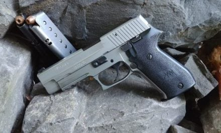 4 Reasons the Sig Sauer P220 is Better Than Your 1911