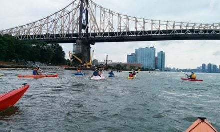 As kayaking grows in popularity, so do safety risks