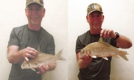 Bowfisherman Claims Two Arkansas Records in One Night