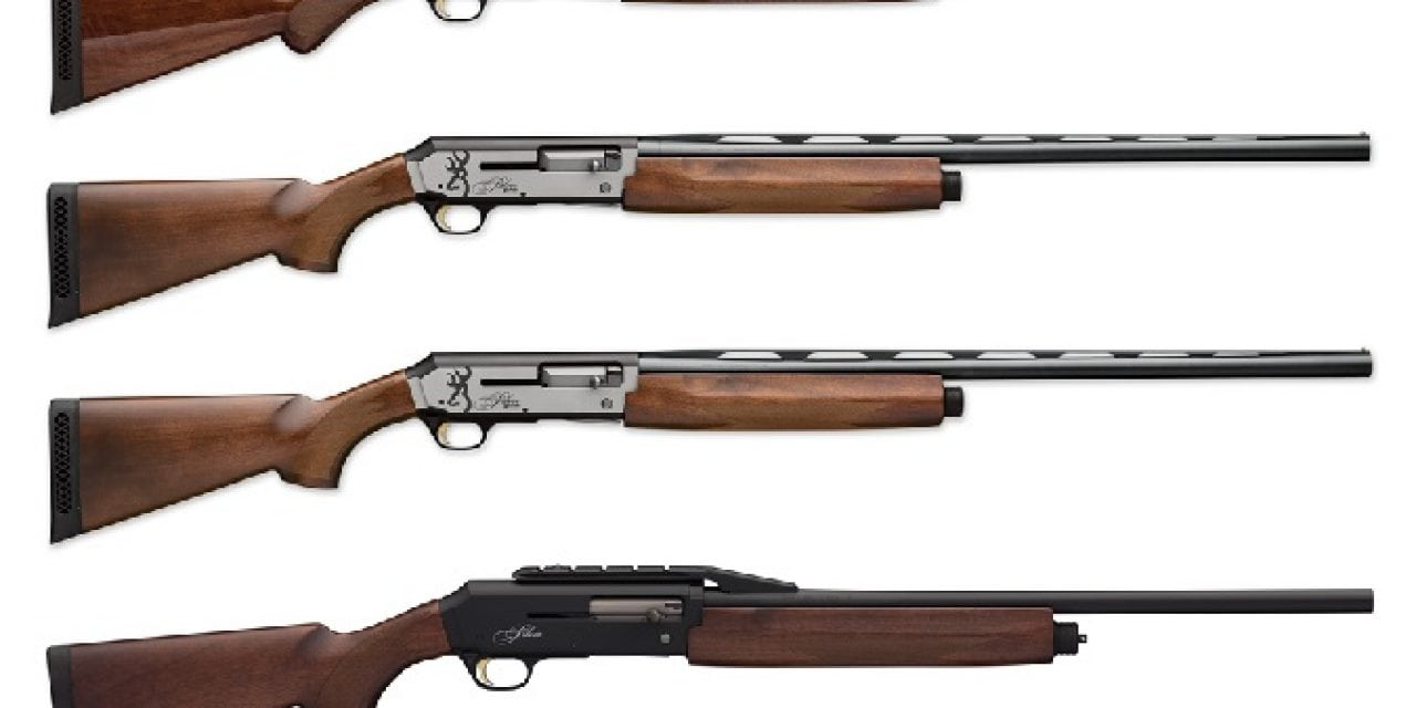 Browning Expands Silver Shotgun Line