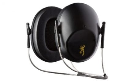Did You Know Browning is Making Ear Protection?