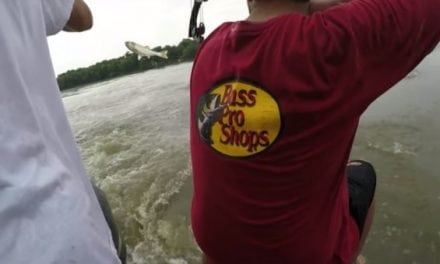 Epic Bowfishing with Tim Wells on the Illinois River
