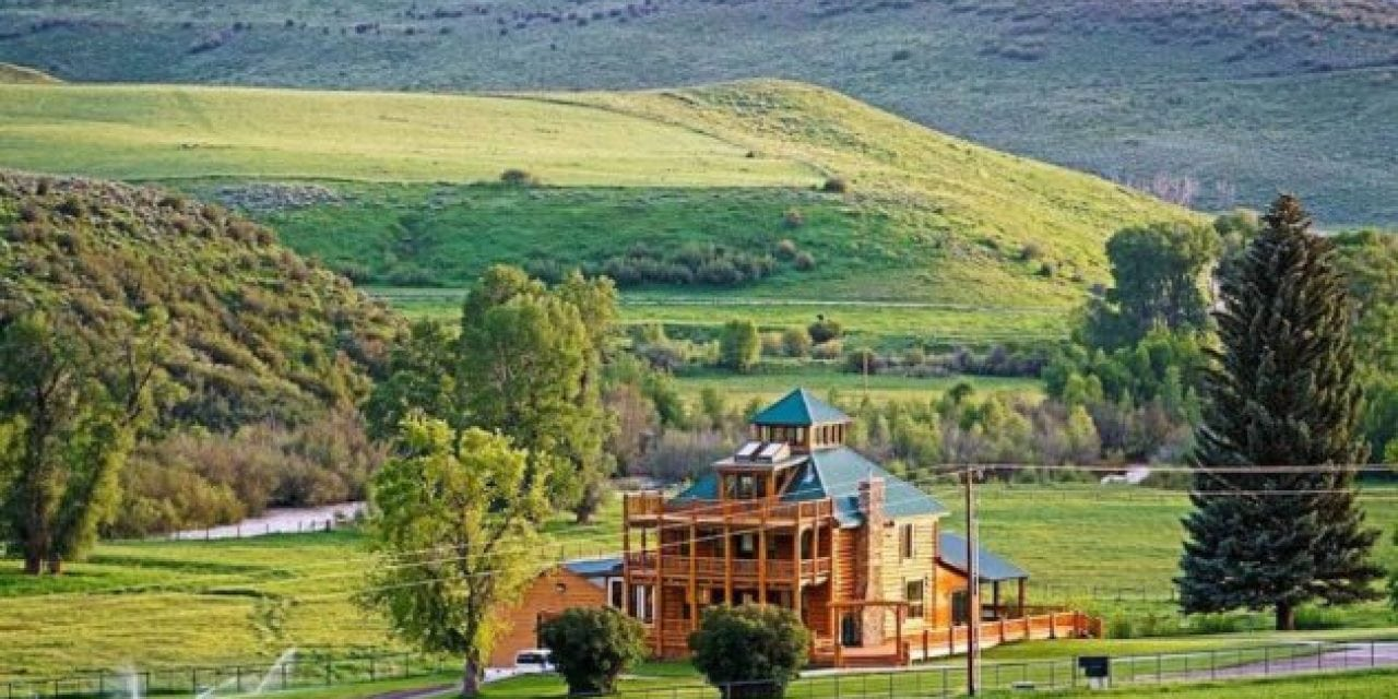 Exclusive Colorado Hunting Ranch Hits The Market for $45 Million
