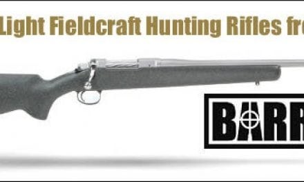 Fieldcraft Lightweight Hunting Rifle – Barrett DNA